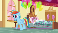 "Rainbow ""the CMCs will start selling them"" S6E15"