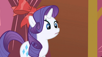 """Rarity """"Out of my hair?"""" S1E01"""