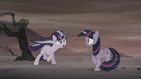 "Starlight ""You don't know anything about me!"" S5E26"