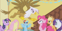 Griffon the Brush Off