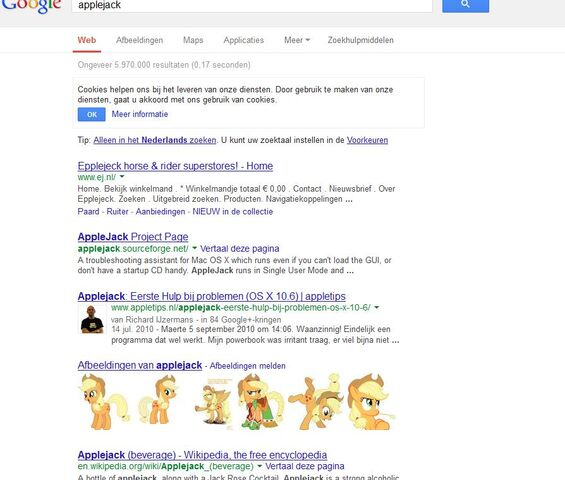 File:Screenshot of Google Search Applejack.jpg