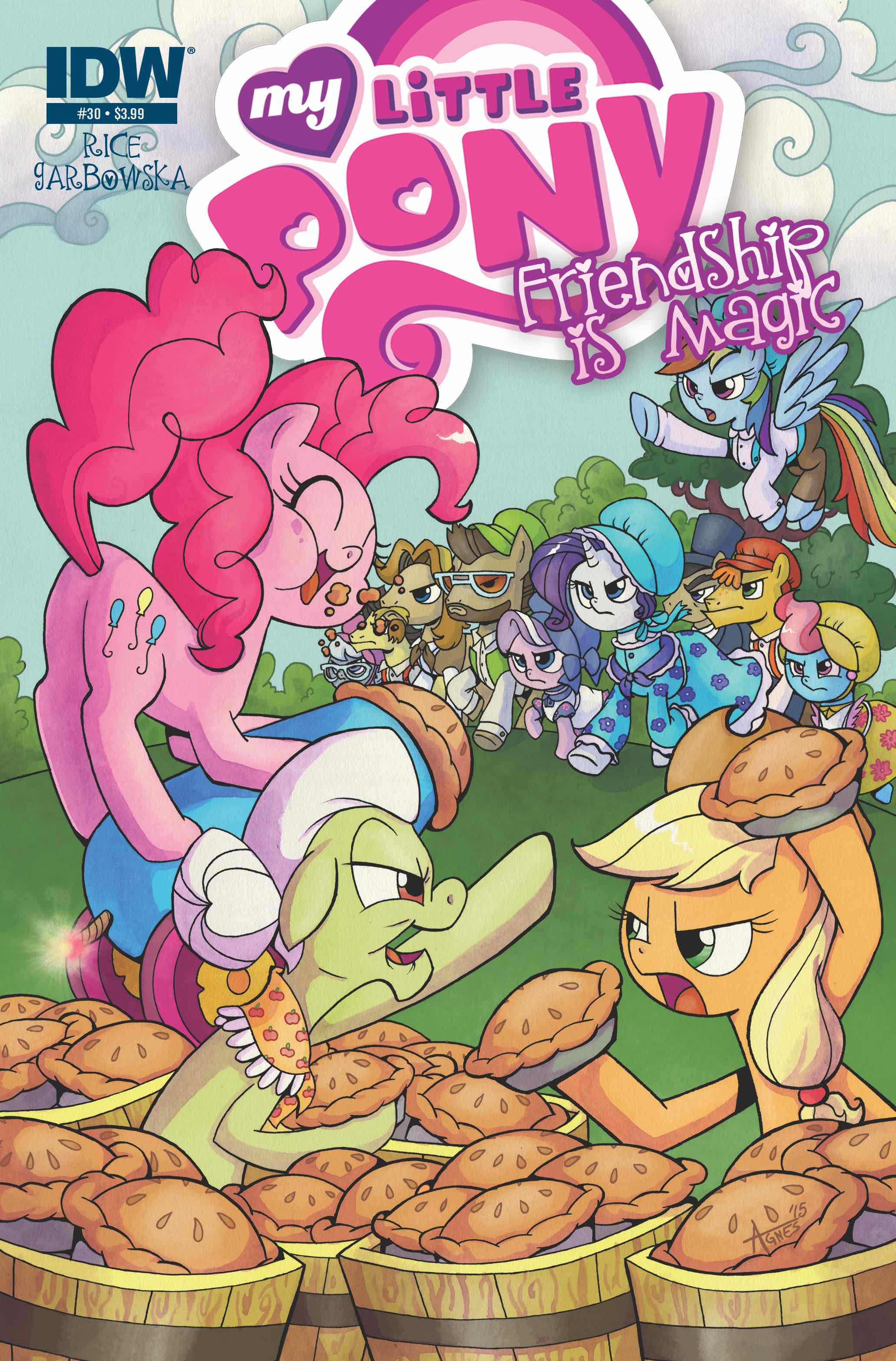 My Little Pony Adventures in Ponyville Game - Family ...