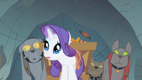 Rarity being clear S1E19