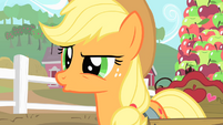 "Applejack ""This afternoon?"" S1E25"