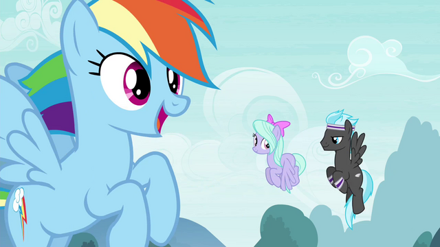 File:Rainbow Dash sees the Breezies coming S4E16.png