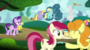Starlight walking unsure of herself S6E6