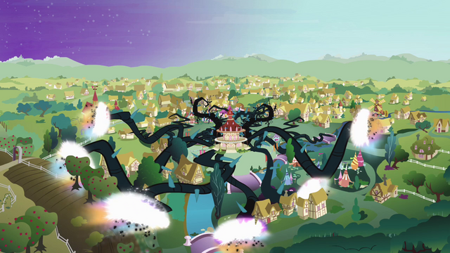 File:Vines disappearing from Ponyville S4E02.png