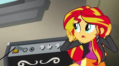 European Portuguese Equestria Girls Rainbow Rocks Bad Counter Spell HD