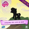 MLP mobile game Sunset Shimmer clue 2.jpg