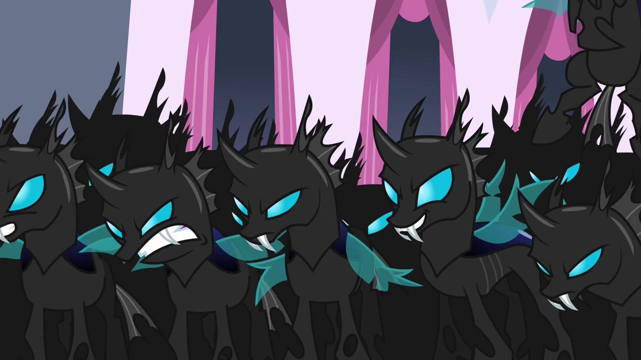 Changelings | My Little Pony Friendship is Magic Wiki | Fandom ...