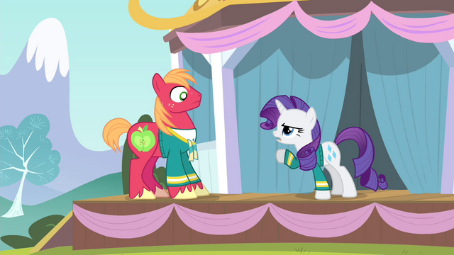 File:Rarity 'Haven't I told you about punctuality' S4E14.png
