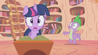 Twilight don't sound good S1E6
