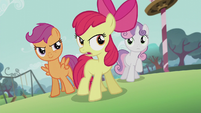 "Apple Bloom ""Don't listen to her!"" S5E18"
