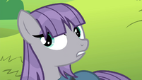 "Maud ""I threw it"" S4E18"