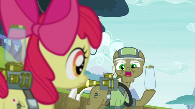 "File:Pest pony ""Call 'em back, of course"" S5E04.png"
