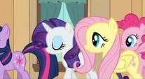 Ponies walking S02E14