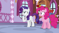 Rarity worried S5E11