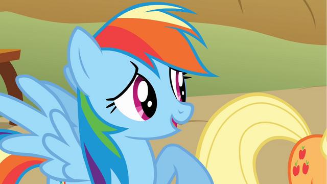 File:Rainbow Dash talks to Applejack S1E13.png