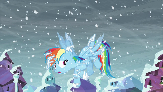File:Rainbow notices her wings are covered by ice S6E2.png