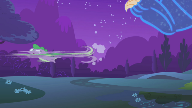 File:Spike running from the ursa minor S1E06.png