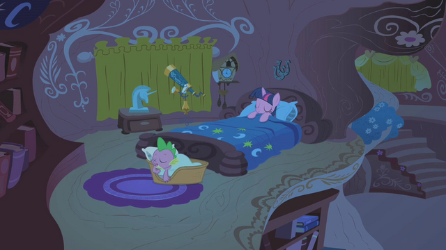 File:Twilight and Spike sleeping S1E11.png