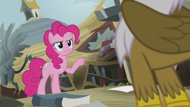 "File:Pinkie ""You just helped your friend up"" S5E8.png"