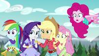 """Pinkie Pie """"Freaky-deaky!"""" EG4"""