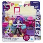 Equestria Girls Minis Twilight Sparkle Sleepover set packaging