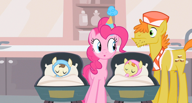 File:Pinkie Pie double checking S2E13.png