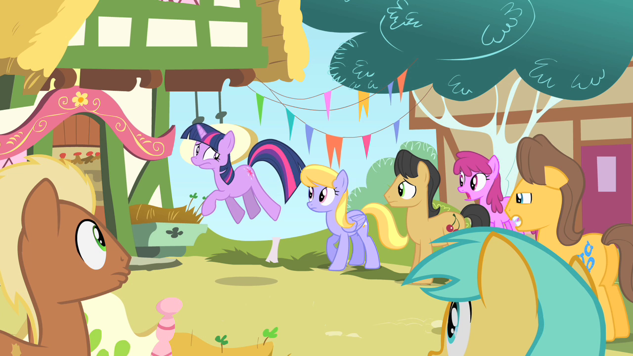 Image  Twilight in an awkward moment S1E23png  My Little Pony Friendship i # Sunshower Mlp_175524
