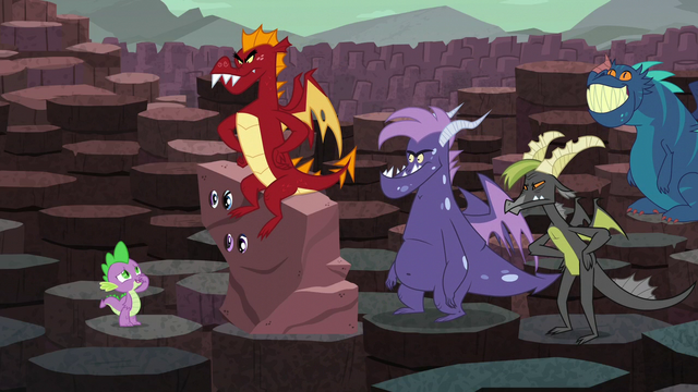 "File:Spike ""excuse me!"" S6E5.png"