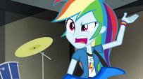 "Rainbow Dash ""I have to pick up the slack somehow"" EG2"