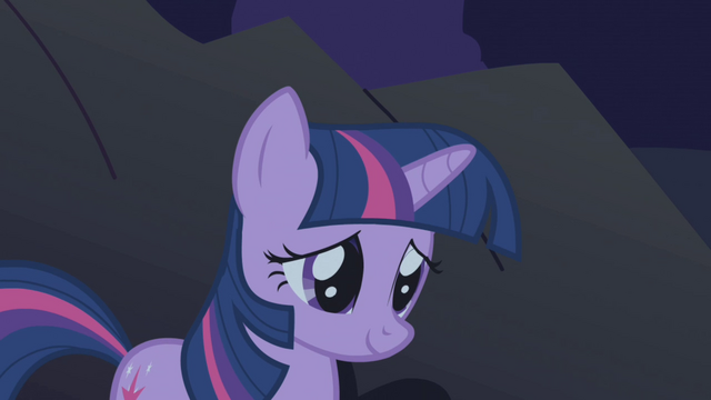 File:Twilight thinking of Fluttershy's kindness S1E2.png
