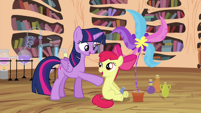 File:Apple Bloom successful at potion making S4E15.png