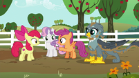 """Scootaloo """"maybe we can"""" S6E19"""