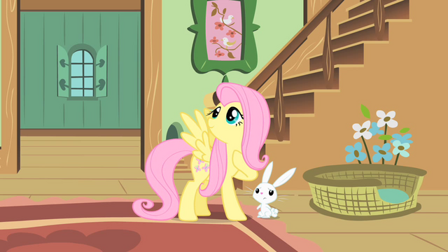 File:Fluttershy thanks Angel S01E22.png