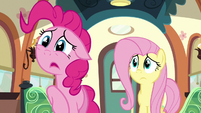 "Pinkie Pie ""thinking about everypony"" S6E18"