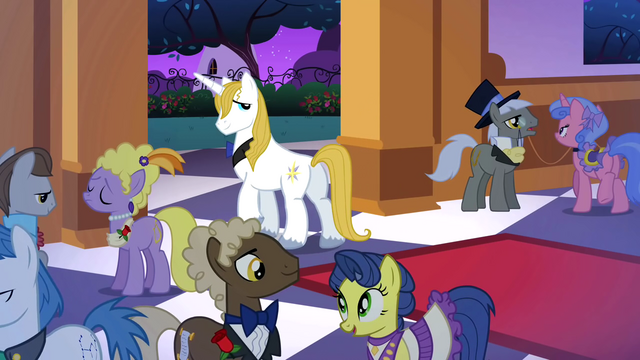 File:Prince Blueblood takes a look at Rarity S1E26.png