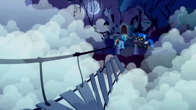 File:Rainbow Dash challenged by the Shadowbolts S01E02.png