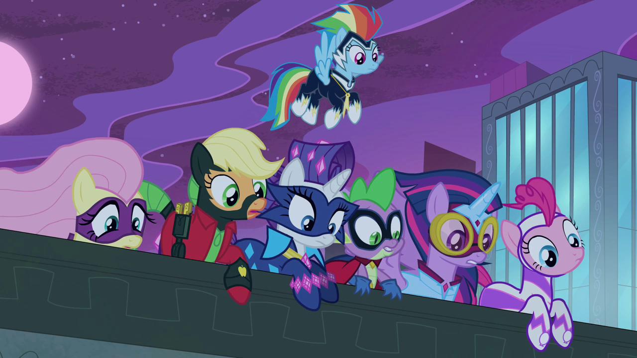 s4e06 power ponies prymestriker s episode reviews mlp forums