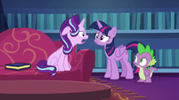 Starlight Glimmer admitting the truth S6E21