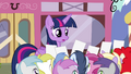 Twilight being begged for autographs S4E15.png