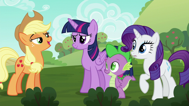 "File:Applejack ""I think I have a few ideas"" S6E10.png"