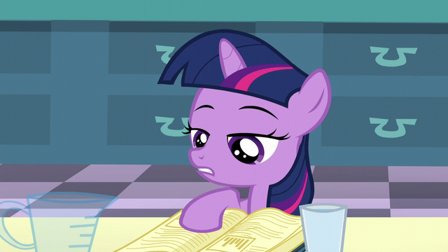 "File:Filly Twilight ""you're supposed to add the sodium chloride first"" S5E12.png"