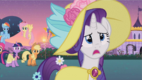 Rarity but they are S2E9