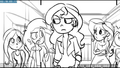 EG3 animatic - Sunset and friends in the hallway.png