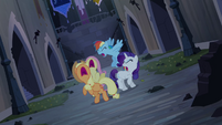 Ponies screaming S04E03