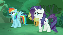 "'RD' ""The changelings attacked Ponyville!"" S5E26"