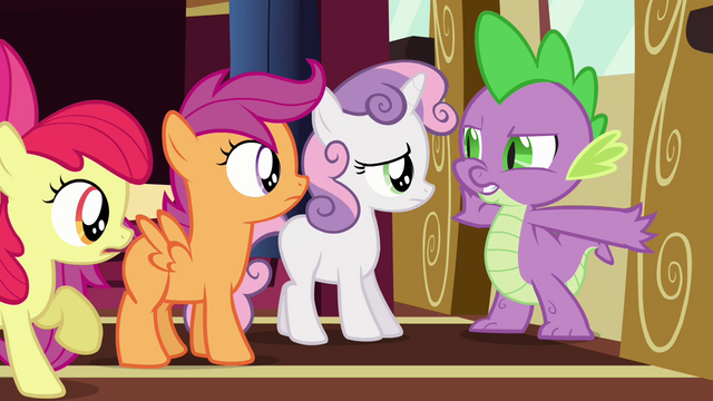 "File:Spike ""nopony's getting past this dragon"" S03E11.png"