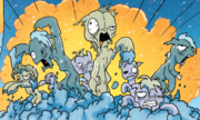 Comic issue 16 Zombie ponies
